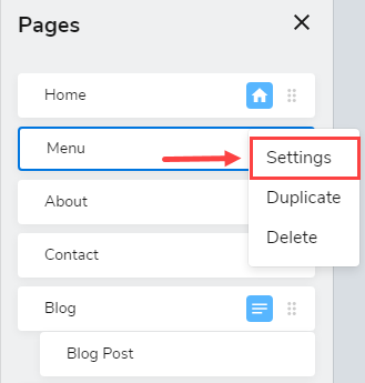 builder-pages-settings